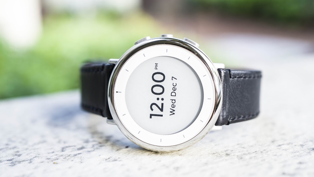 And finally: Verily's health watch