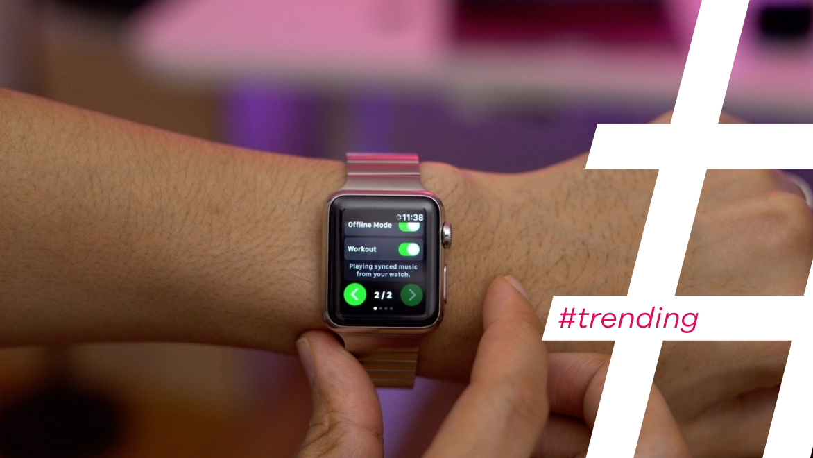 #Trending: Smartwatch power-ups