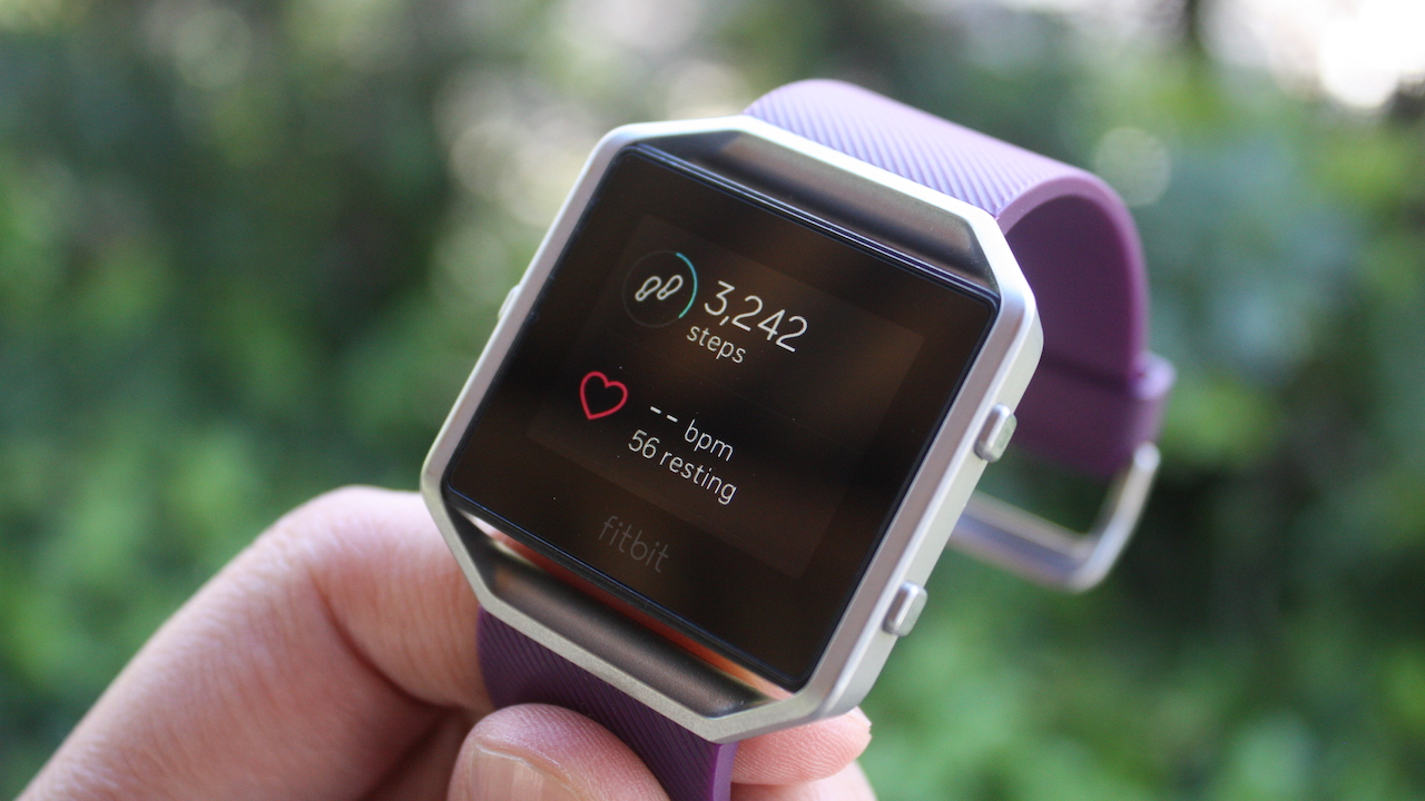 Fitbit Blaze is best work wellness wearable