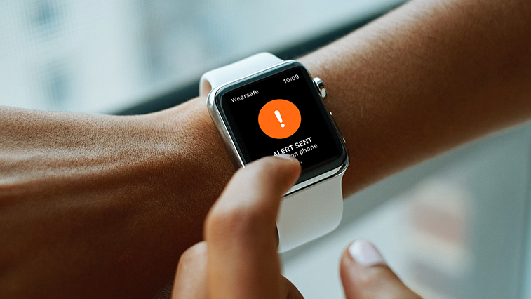 Wearsafe launches Apple Watch app
