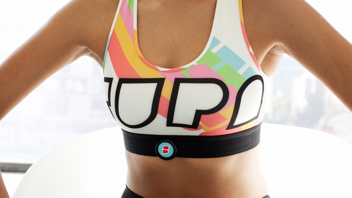 d52ed8accfce7 This Supa Powered smart sports bra is a mash up of neon