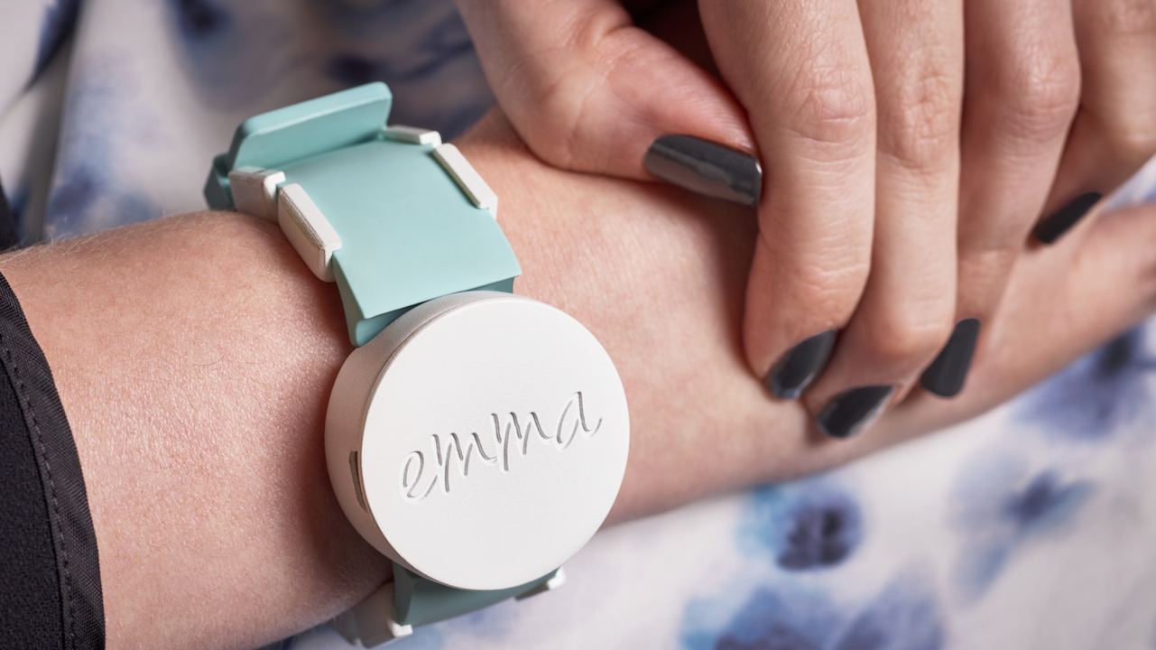 'Emma Watch' helps Parkinson's patient write