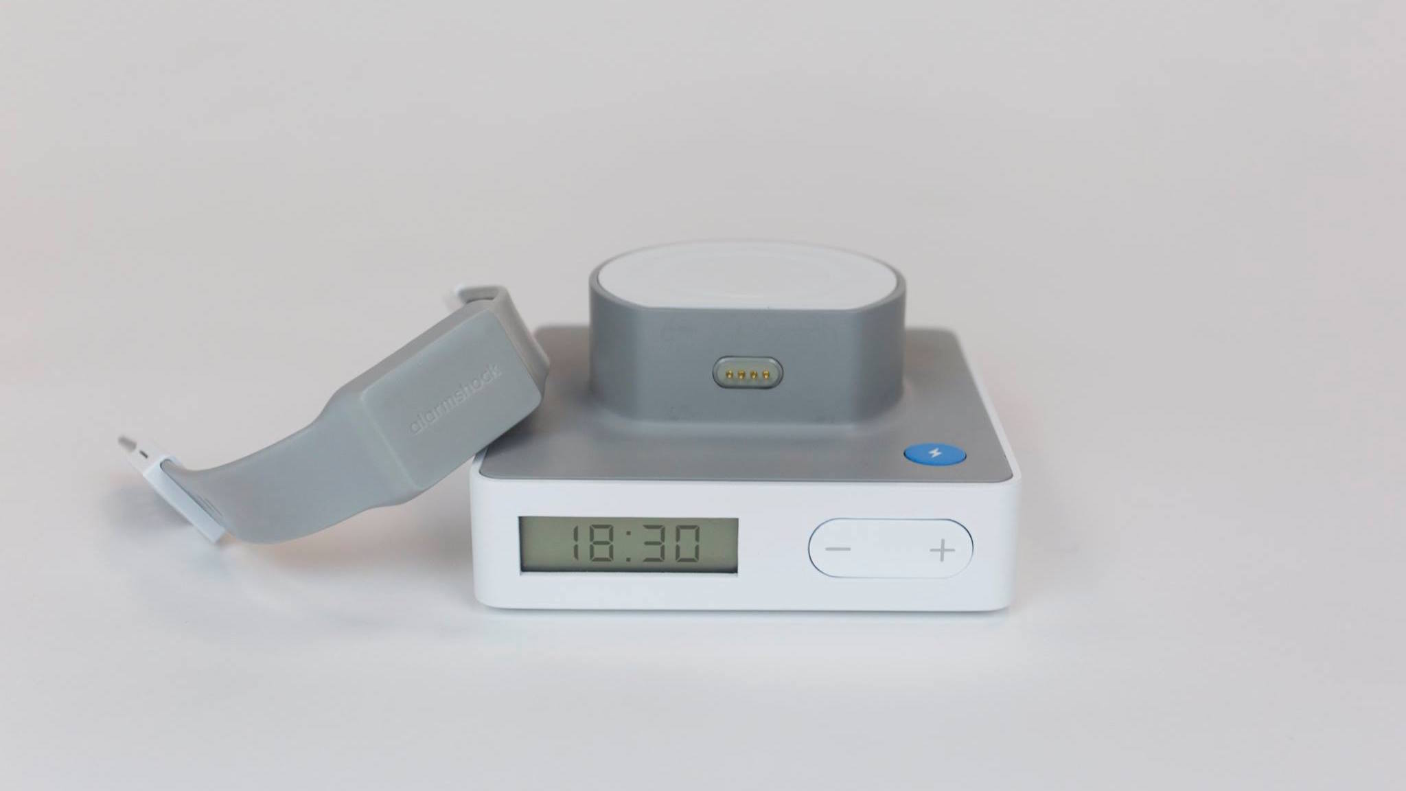 Alarmshock wants to electrify you out of bed