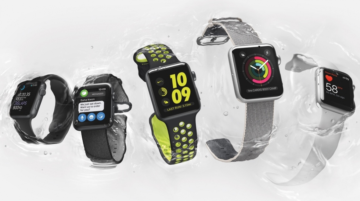 Apple Watch smart bands tipped