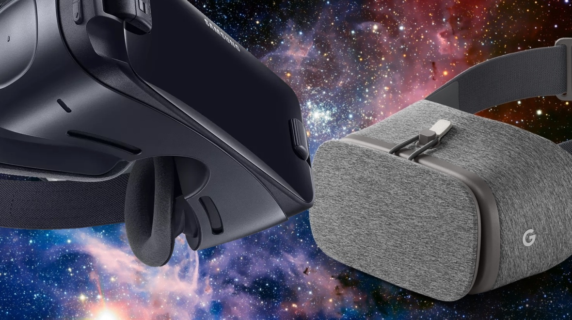 Samsung Gear VR v Google Daydream View: Which headset is