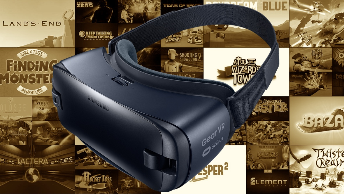 dc4f6625ad9a The best Samsung Gear VR apps  Games