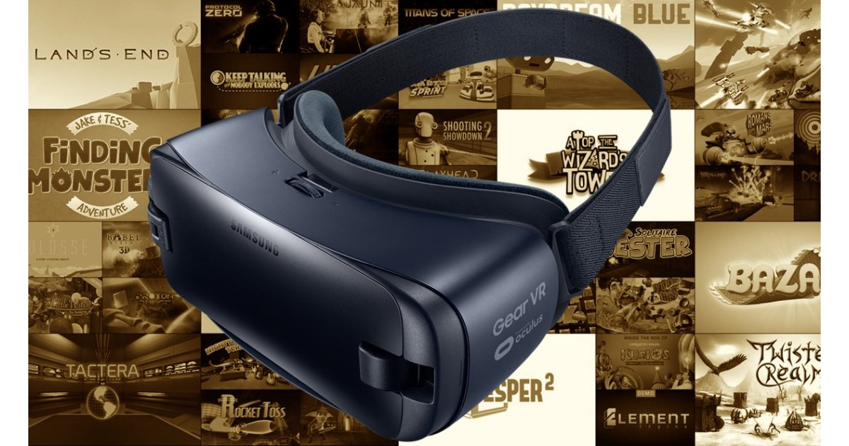 The best Samsung Gear VR apps: Games, videos and experiences to
