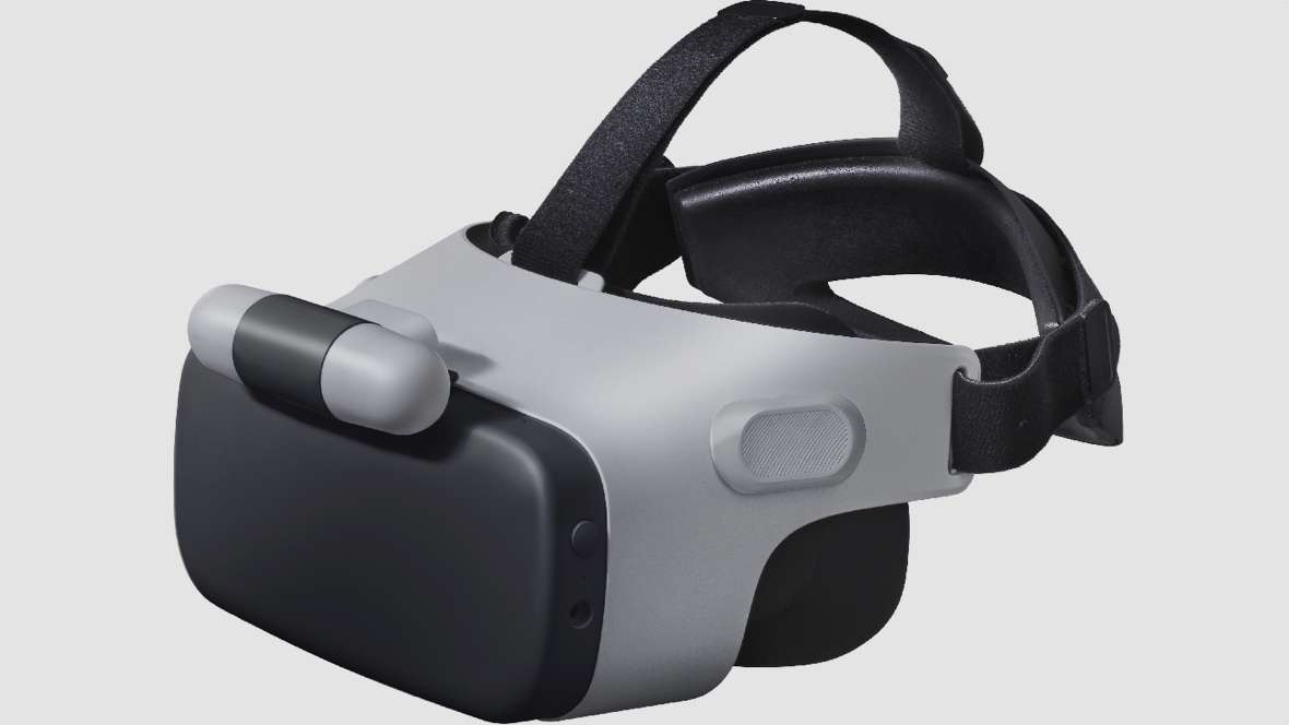 HTC's Link VR is a next-gen mobile headset