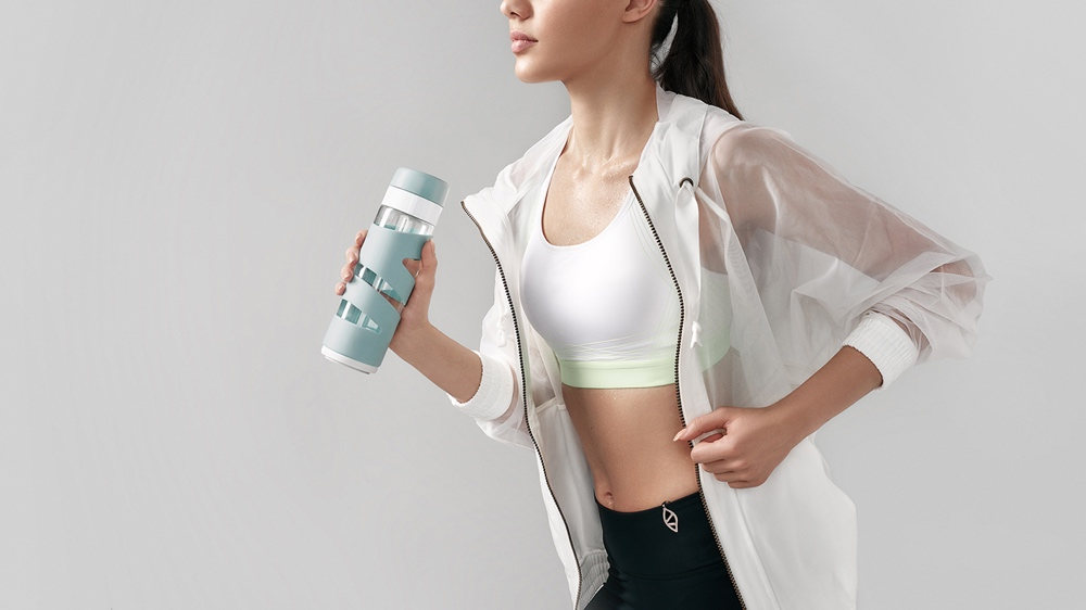 Bellabeat's smart(er) water bottle