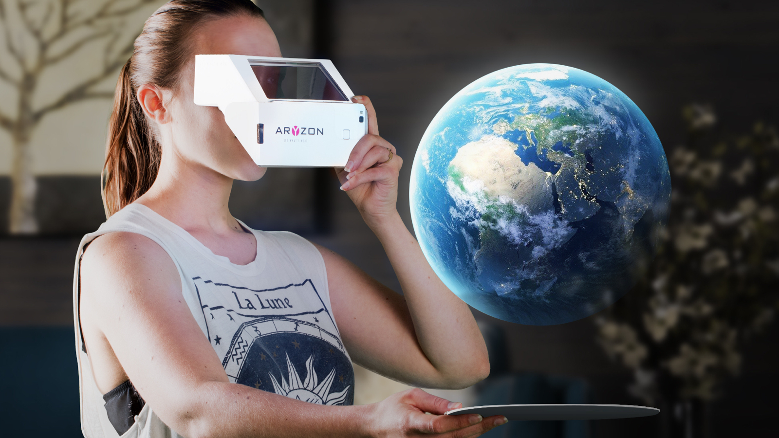 Aryzon wants to be the Cardboard for AR