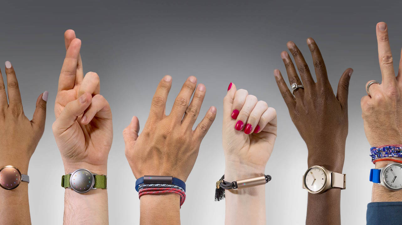 Misfit's totally customizable wearables