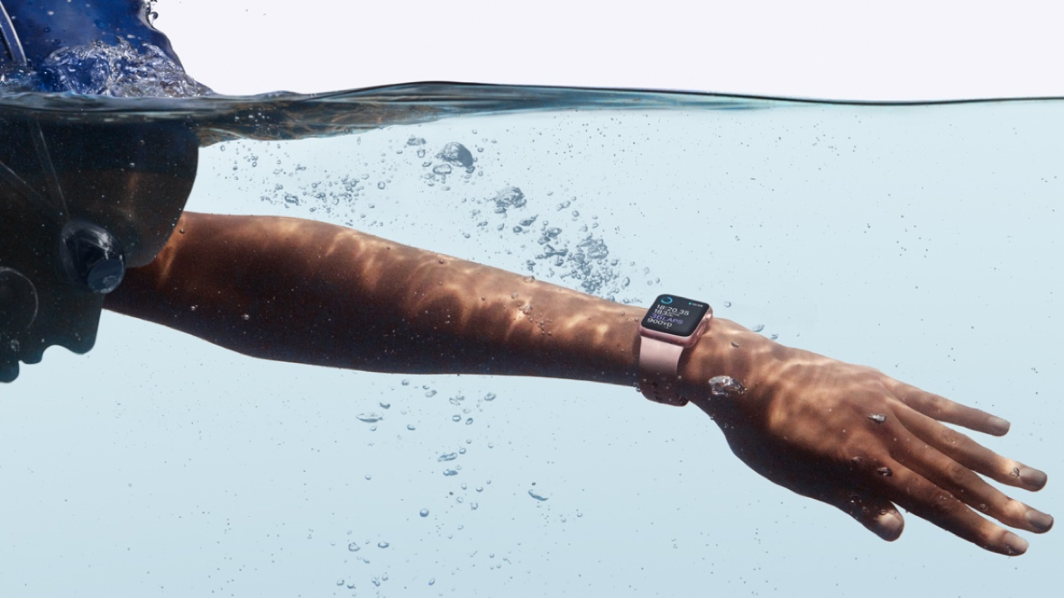 Waterproofing and wearables