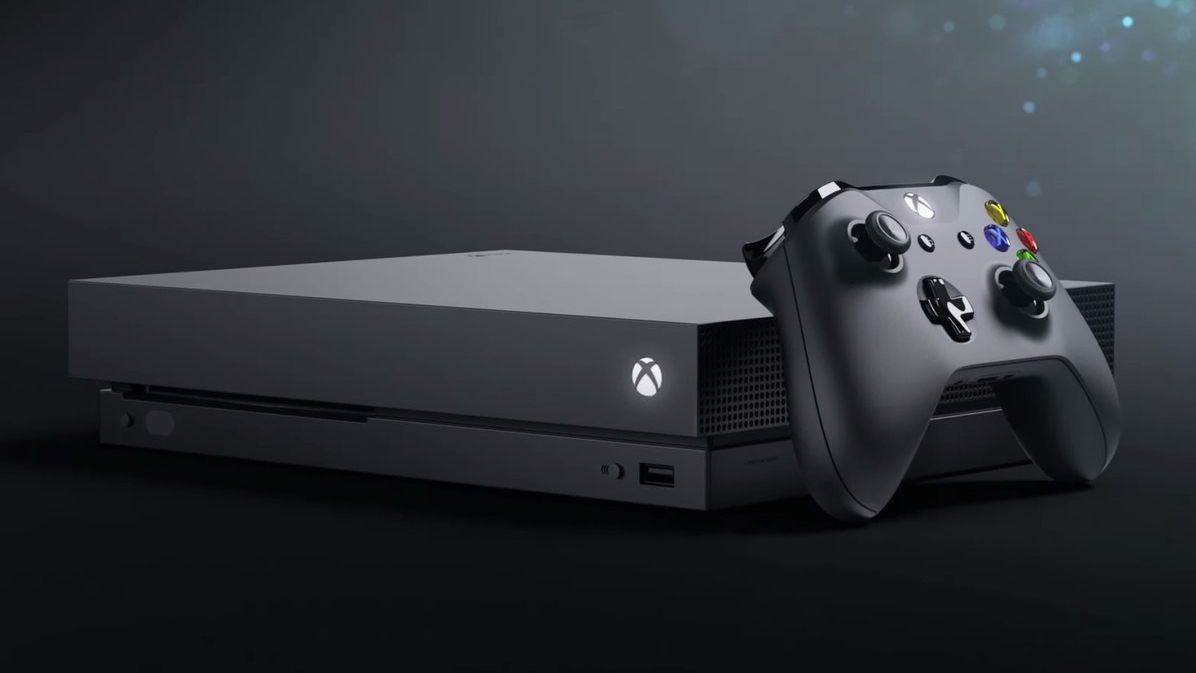 Microsoft's Xbox One X will take on PS VR