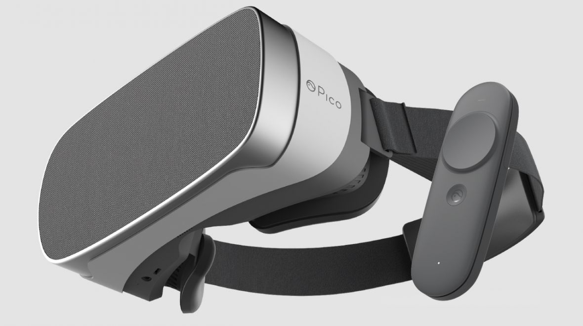 Pico unveils wireless Goblin VR headset