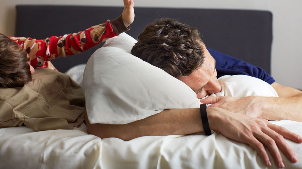Fitbit working on sleep apnea tracking