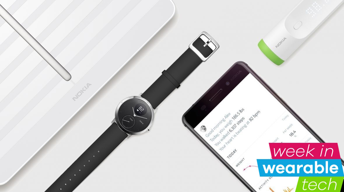 ​Week in wearable tech
