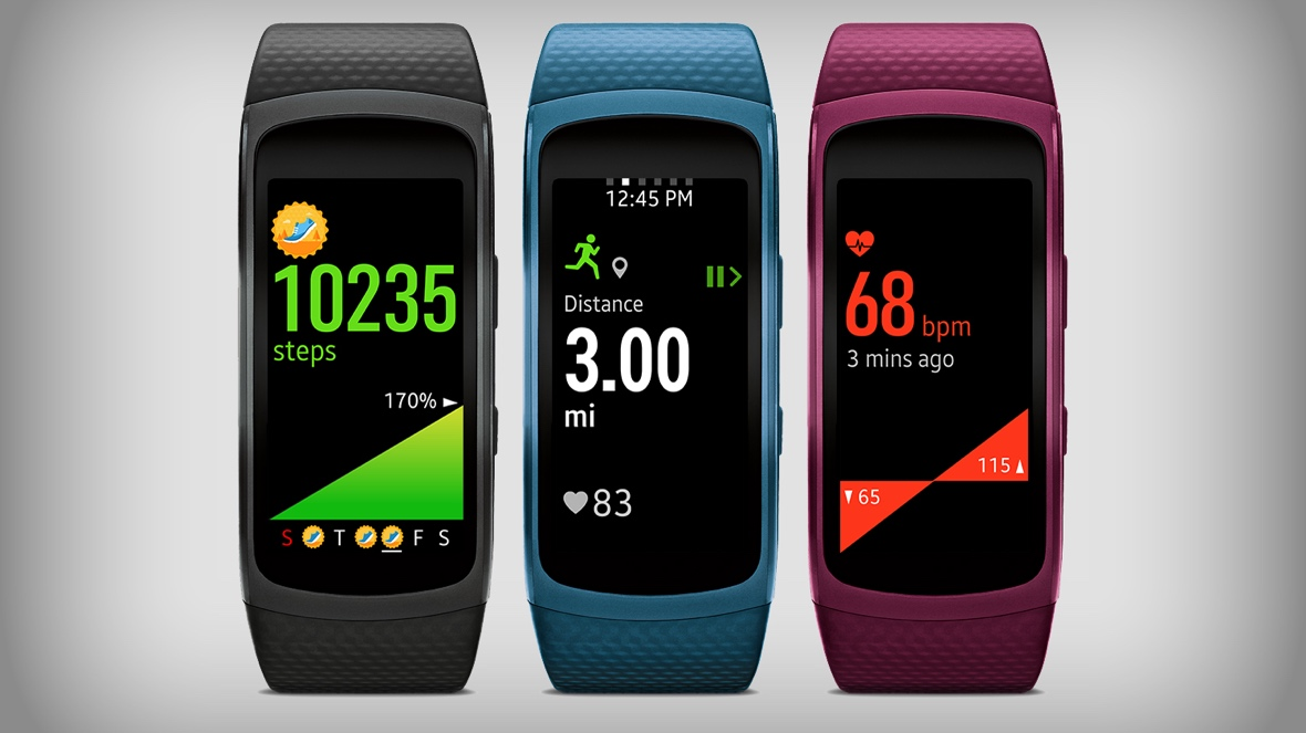 Samsung Gear Fit2 tips and tricks