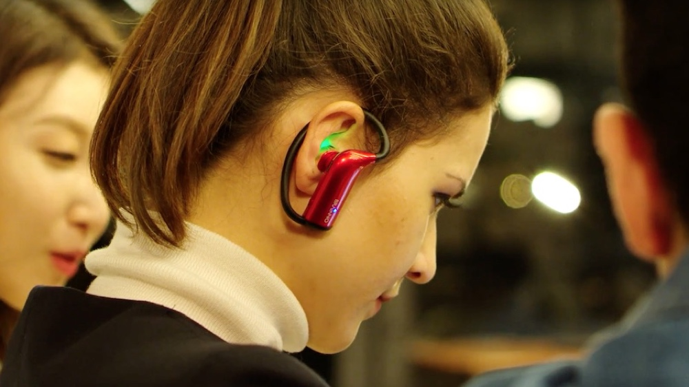 Brainno hearable wants to train your brain