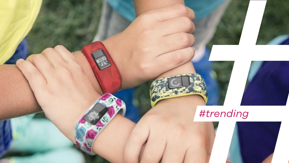 #Trending: Wearables for the kids