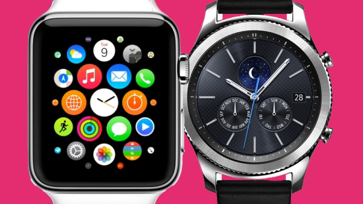 watchOS v Tizen: OS face-off