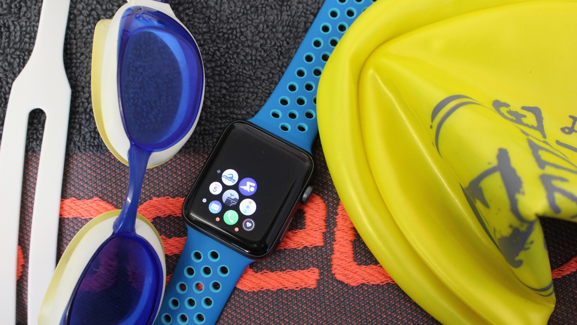Swim tracking Apple Watch apps