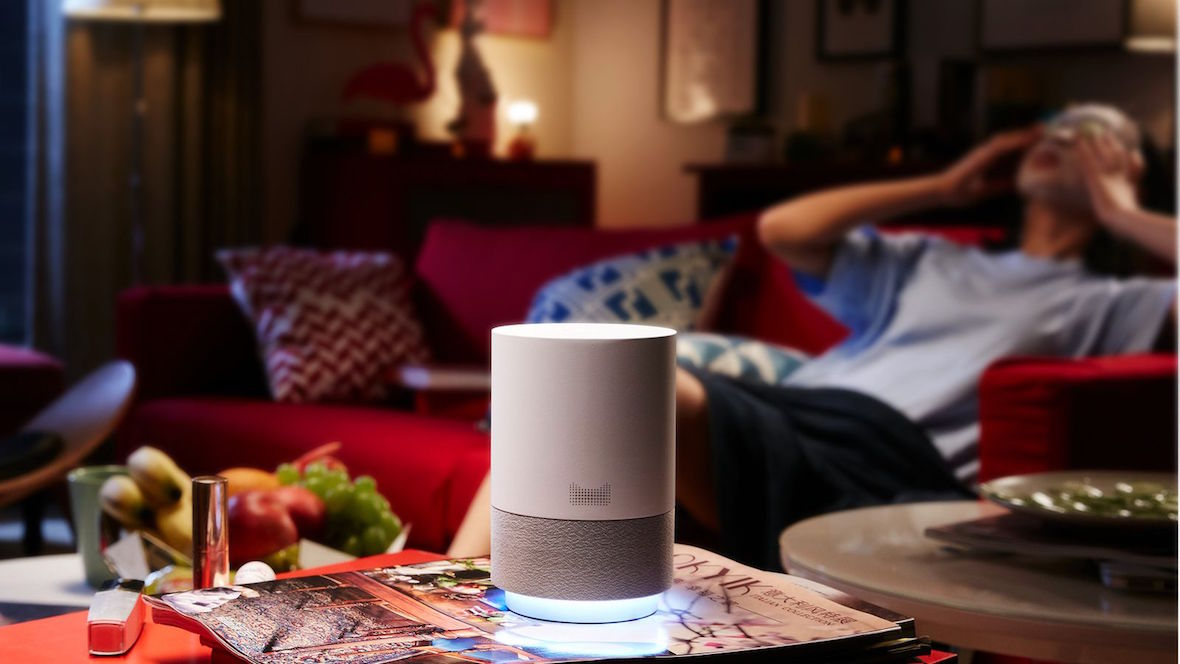 Alibaba's Amazon Echo-like speaker