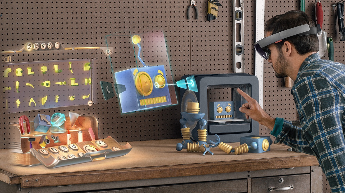 Microsoft doubles down on mixed reality