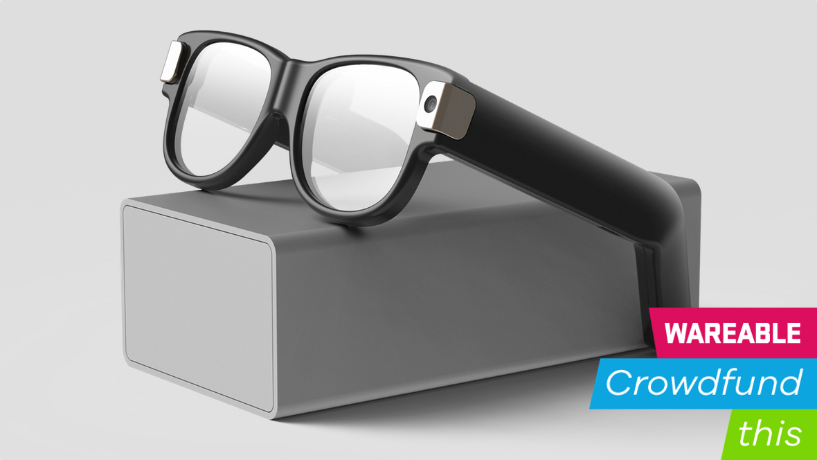 Alpha Labs' casual AR glasses