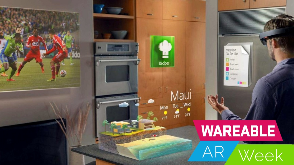 Microsoft is merging VR, MR and AR