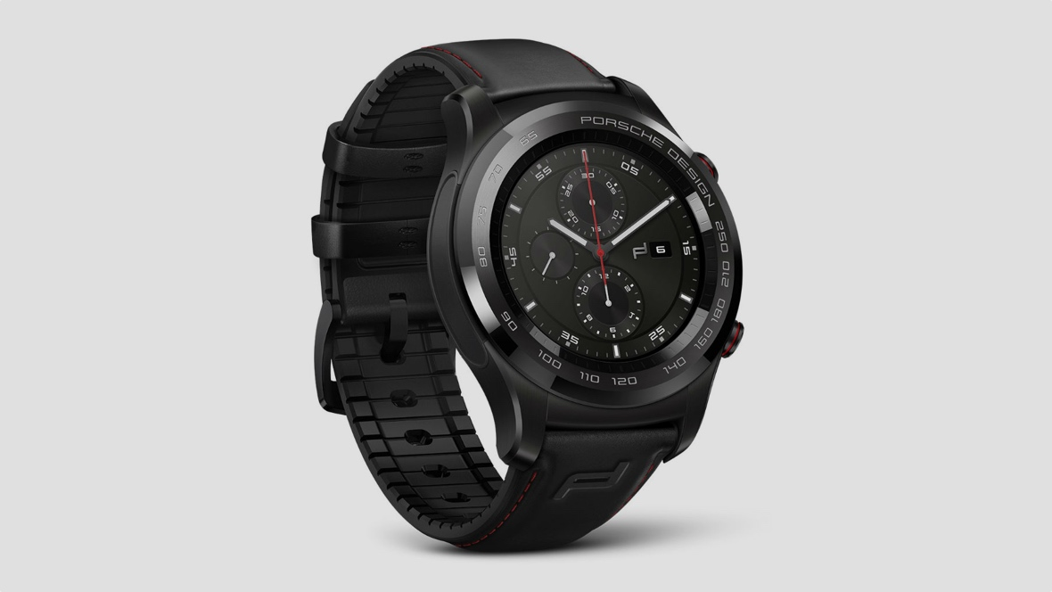 Huawei's Porsche Design Watch 2 lands