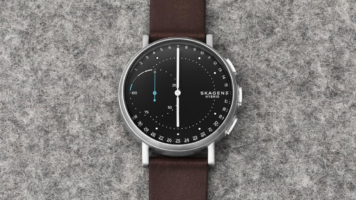 Skagen releases Signatur Hybrid collection