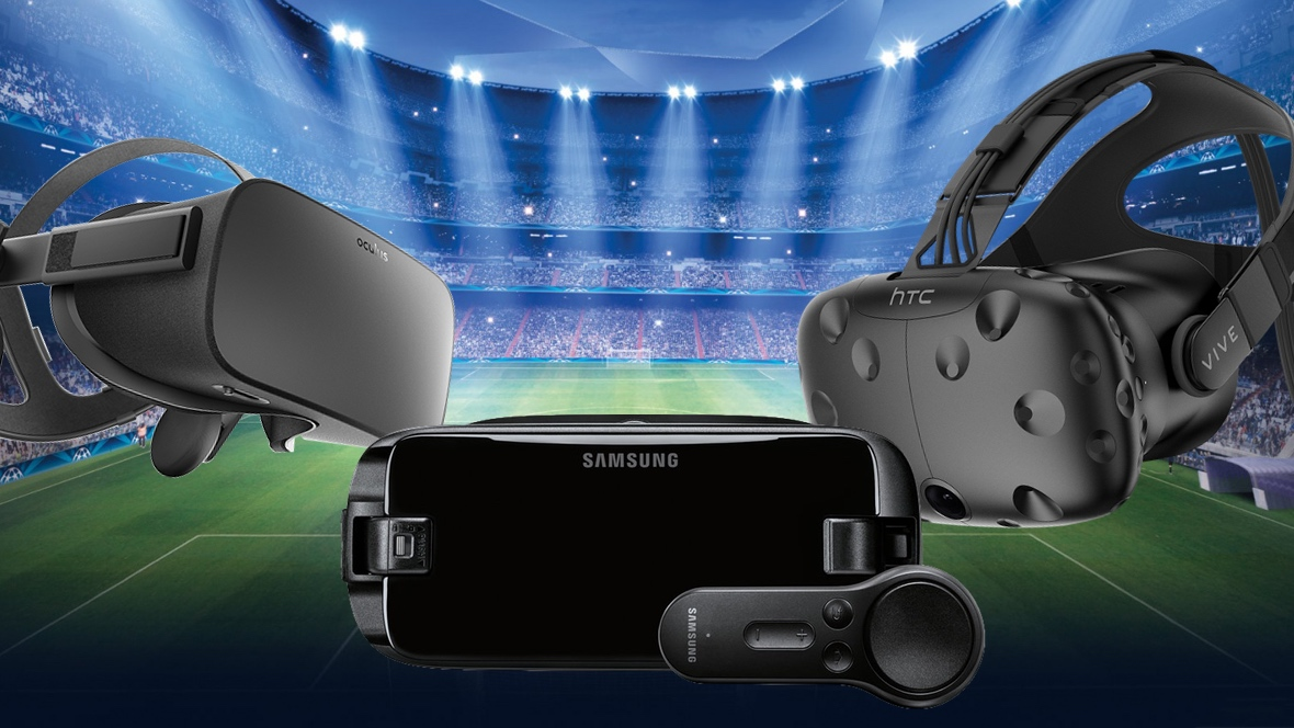 Relive your fave sports matches in VR