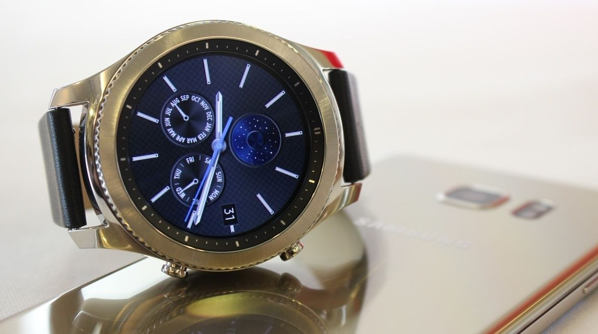 Samsung's new wearable gets certified