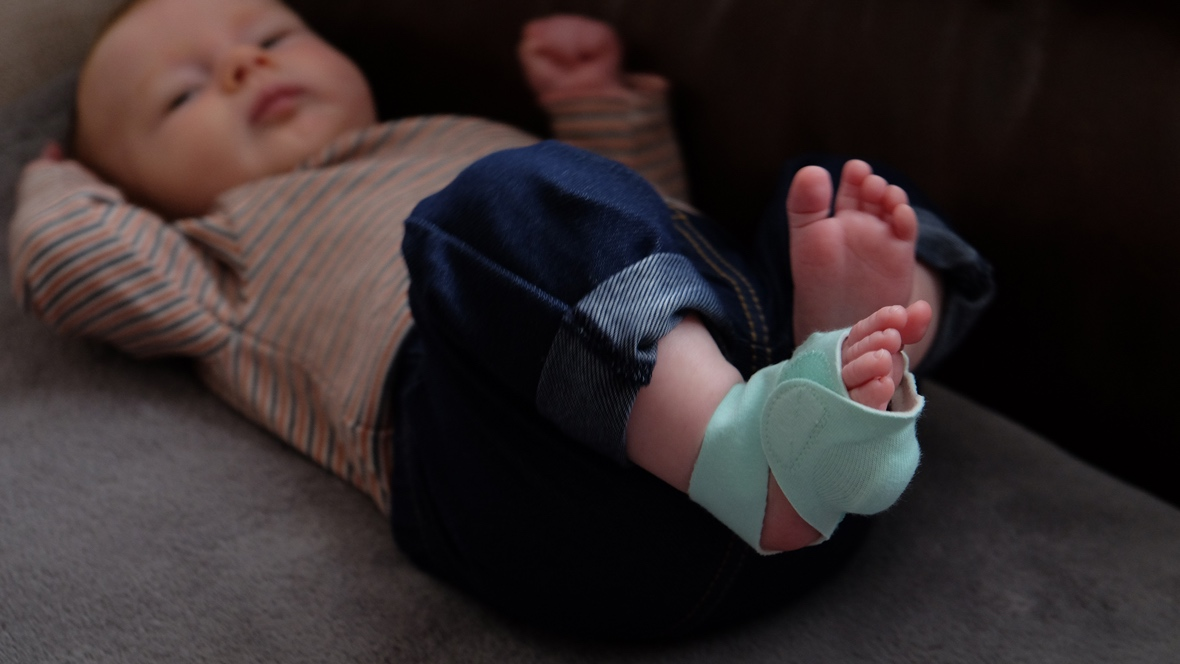 ​Living with the Owlet Smart Sock 2