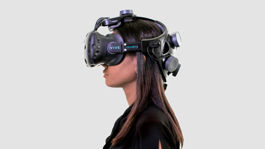 82e7b609144 Neurable s HTC Vive add-on lets you control VR with your mind
