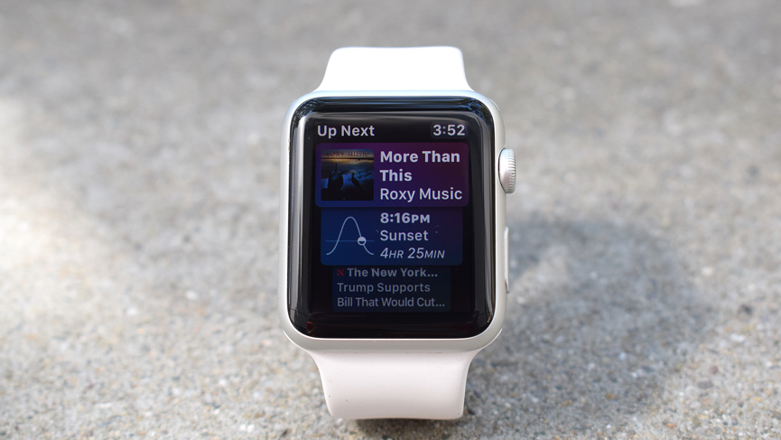 Apple Watch LTE needs a smarter Siri