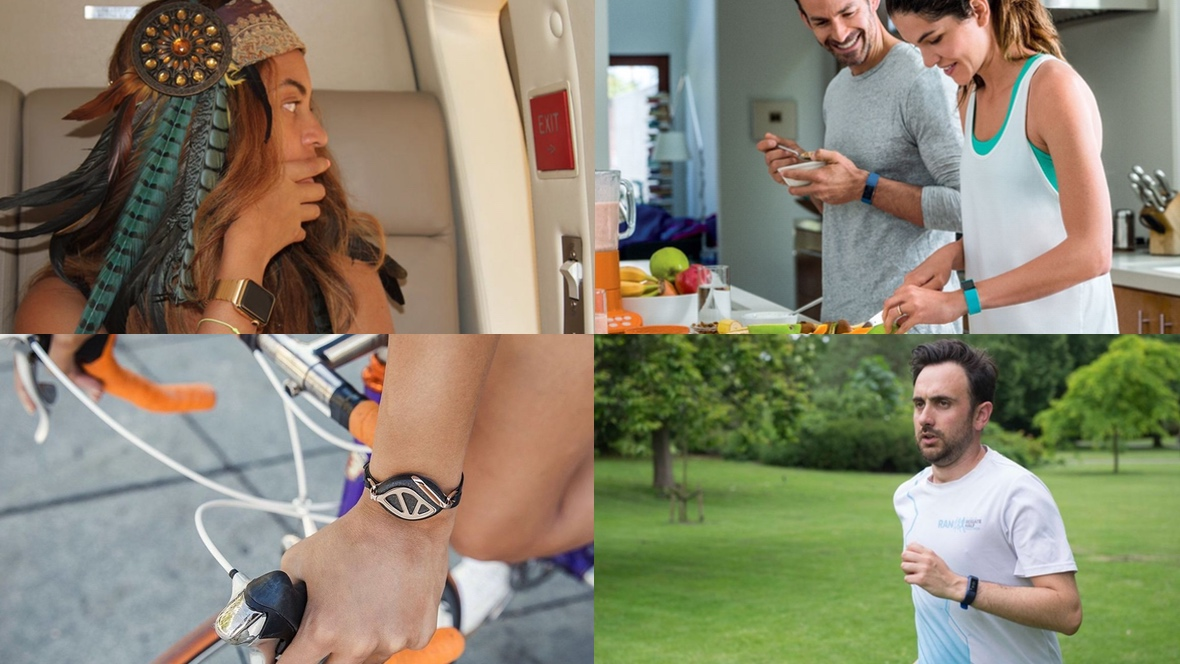 Nine wearable tech types you've met