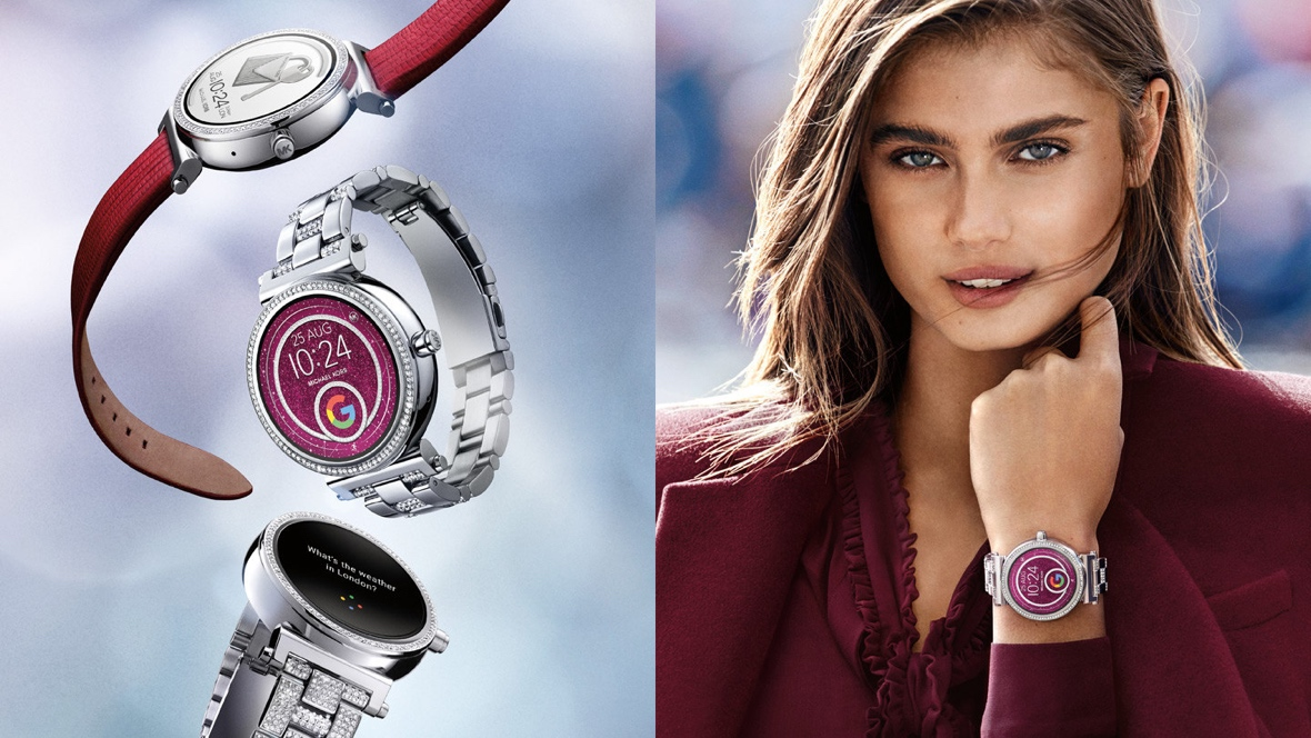 Michael Kors Access Sofie Grayson Watches Are Now On Sale