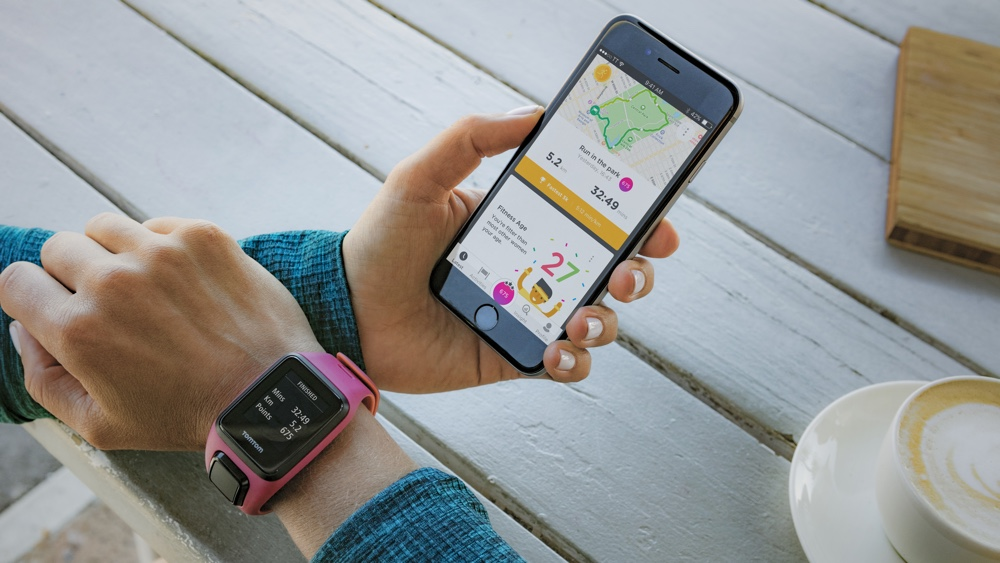 ​TomTom watches now measure your fitness age