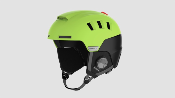 ​LIVALL's smart ski and cycling helmets