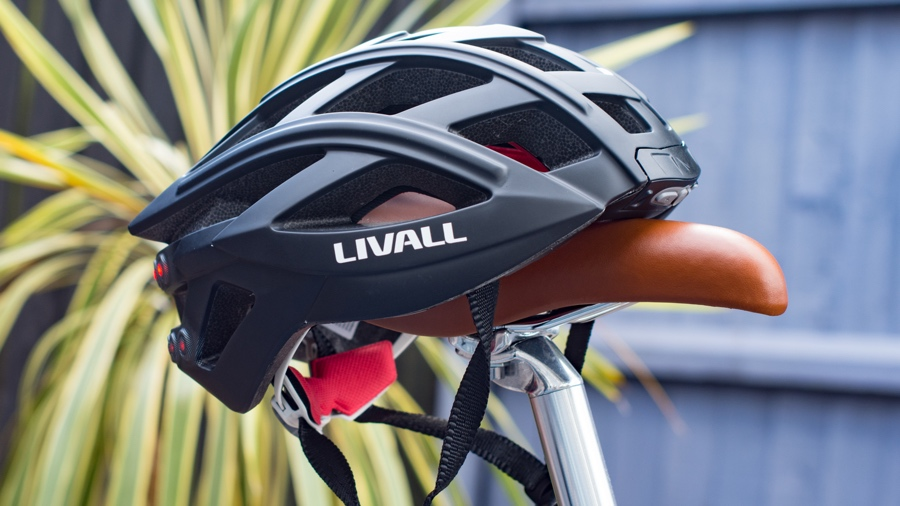 Living with Livall's smart helmet