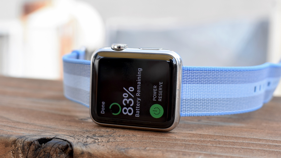 15 Apple Watch battery life tips