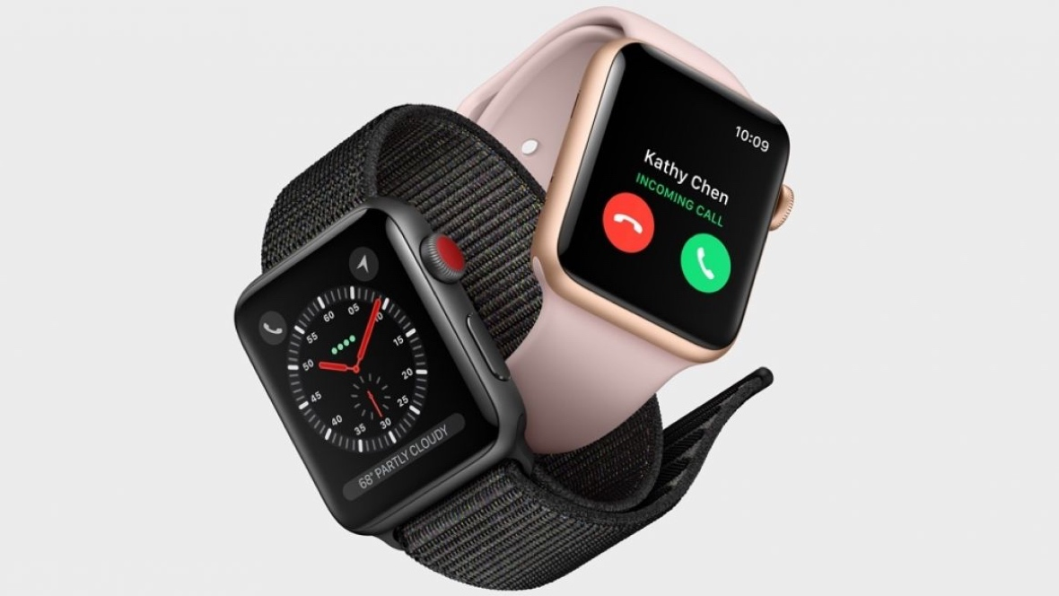 Apple Watch Series 3 roaming is limited