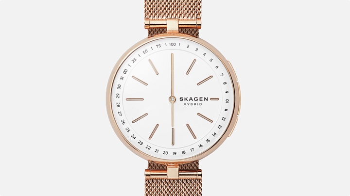 Skagen launches hybrid smartwatch for women