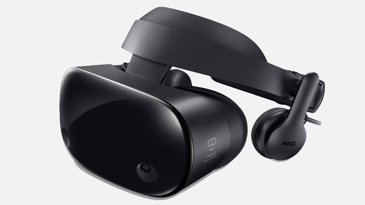 Samsung mixed reality headset shows up