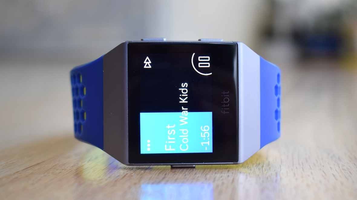 How to transfer music to the Fitbit Ionic