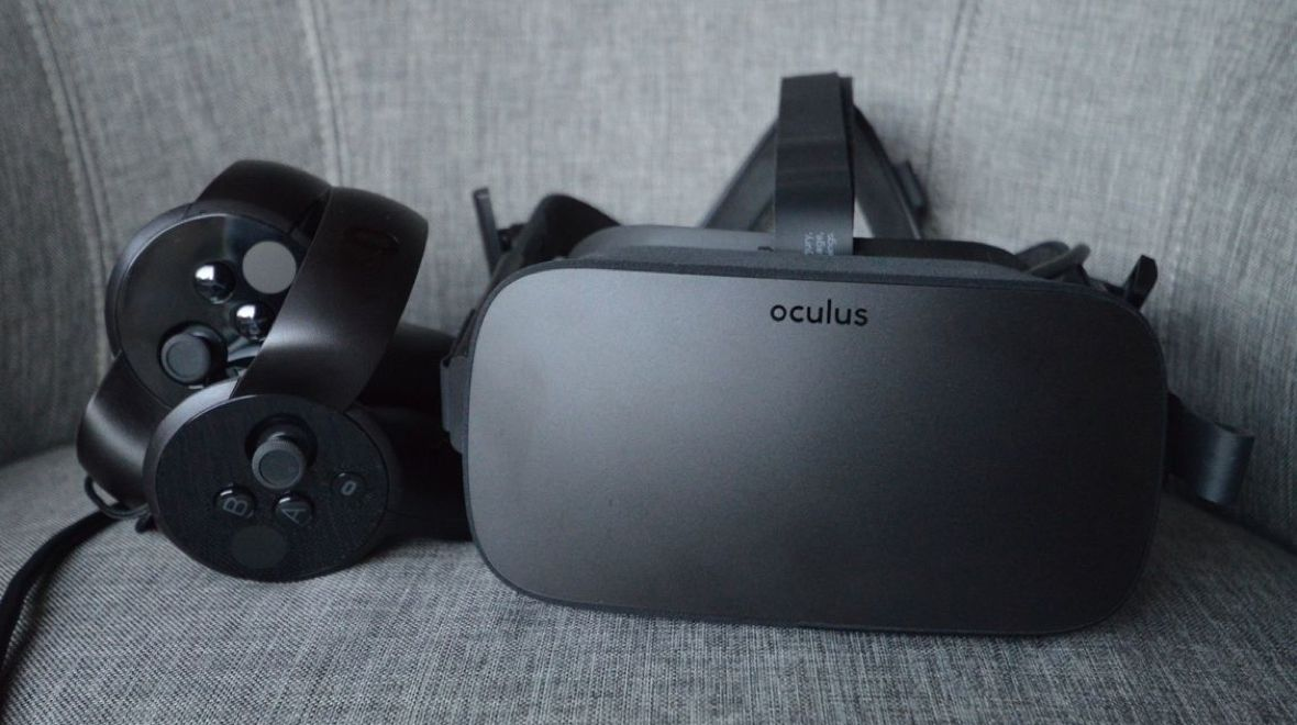 816435ecdb74 Oculus Rift price drops to  399 permanently - your move