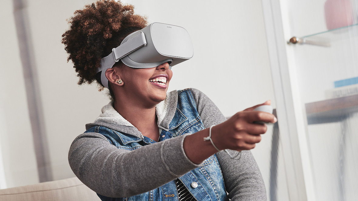 Oculus Go is now on sale