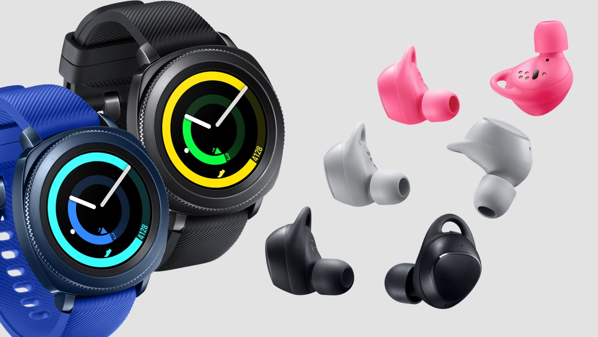 Samsung Gear Sport landing 27 October