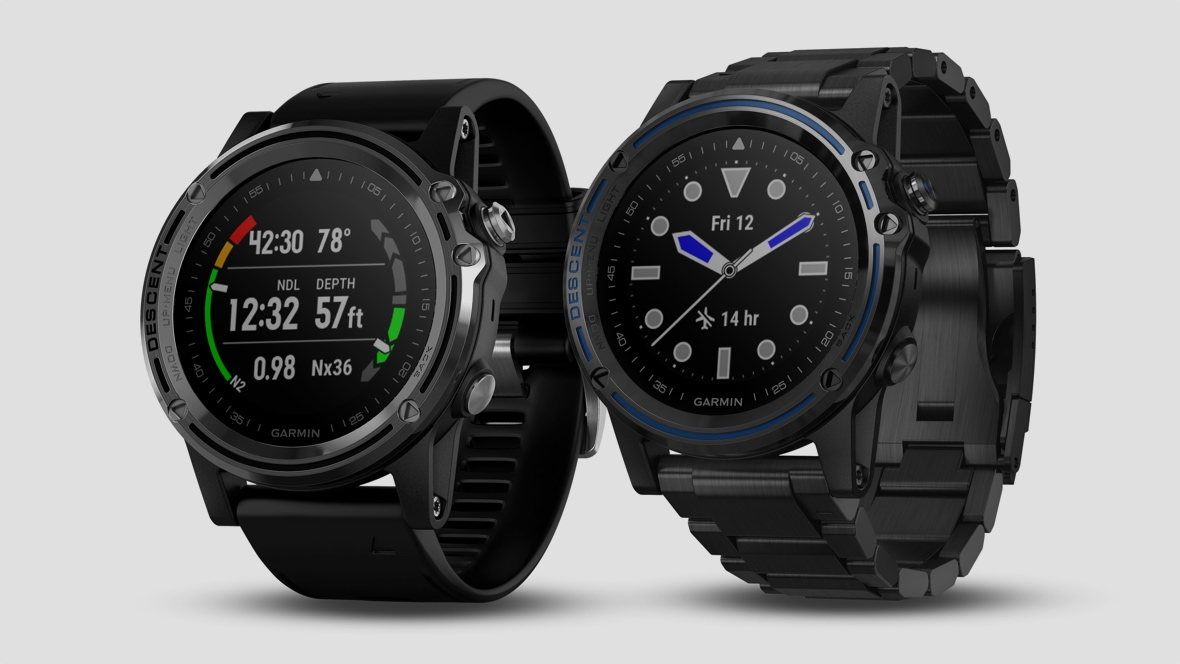 Garmin unveils a smartwatch for divers